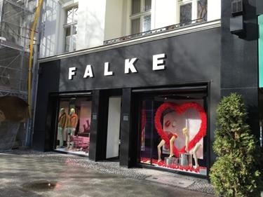 FALKE Store Berlin Ku'Damm